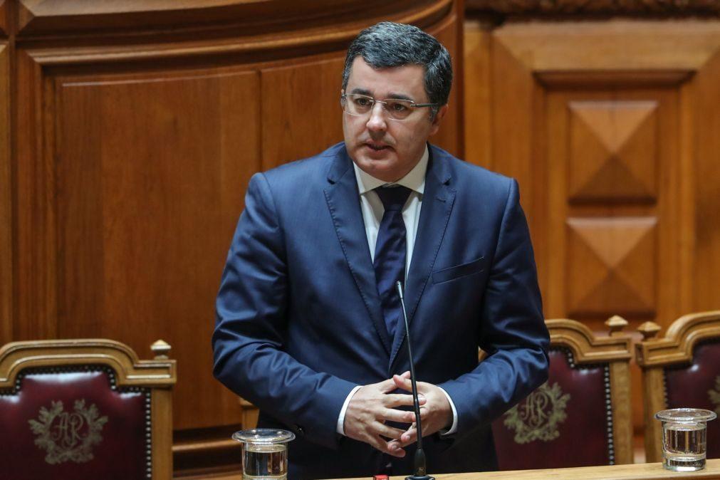 Covid-19: Secretário de Estado Jorge Botelho apresenta queixa contra bastonária dos enfermeiros