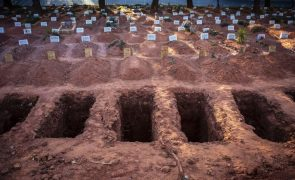 Covid-19: Brasil ultrapassa 9,3 milhões de casos de infeção e 227 mil mortes
