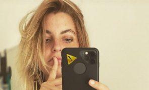 Jessica Athayde partilha vídeo inédito nos últimos dias da gravidez