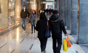 Vendas a retalho caem 1,2% na zona euro e 0,8% na UE em 2020
