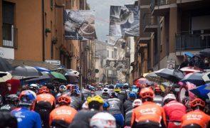 Volta a Itália começa com contrarrelógio em Turim em 08 de maio