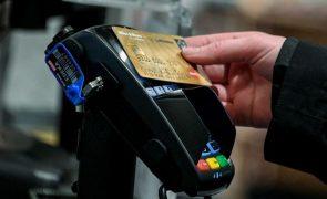 Compras físicas através do Multibanco caem em janeiro