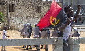 Polícia angolana impede manifestação de jovens para exigirem alternância política