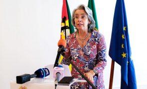 Portugal disponibiliza 90 mil euros para apoiar ONU no combate ao crime organizado em Moçambique