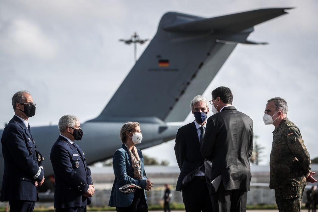 Covid-19: Ministra sublinha solidariedade no combate à pandemia
