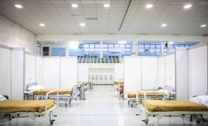 Covid-19: Mais de 800 voluntários para hospital de campanha em Lisboa