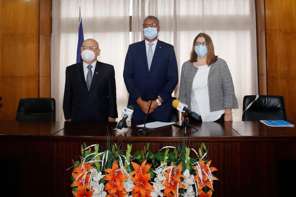 China financia assistência técnica a agricultura cabo-verdiana com aposta nas algas