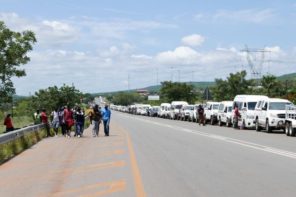 Covid-19: Novas restrições em Moçambique incluem recolher obrigatório noturno em Maputo
