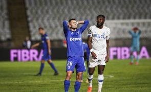 FC Porto empata com Belenenses SAD e pode ver Sporting aumentar vantagem