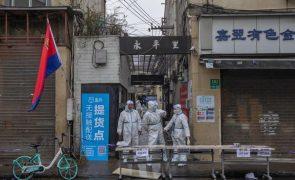 Covid-19: China soma 20 novos casos, seis por contágio local