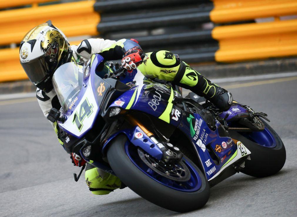 André Pires com Miguel Oliveira no Mundial de velocidade, mas em motas elétricas