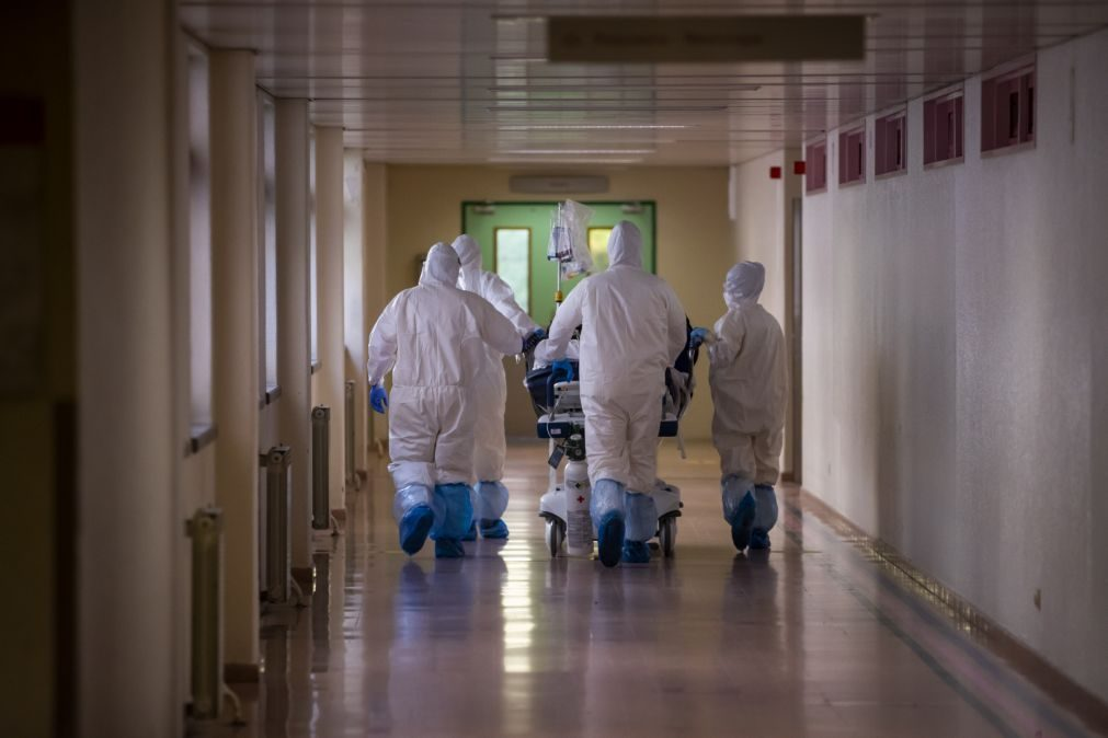 Covid-19: Portugal regista mais 258 mortos e 6.916 infetados