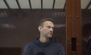 Navalny julgado por difamação de um veterano da II Guerra Mundial