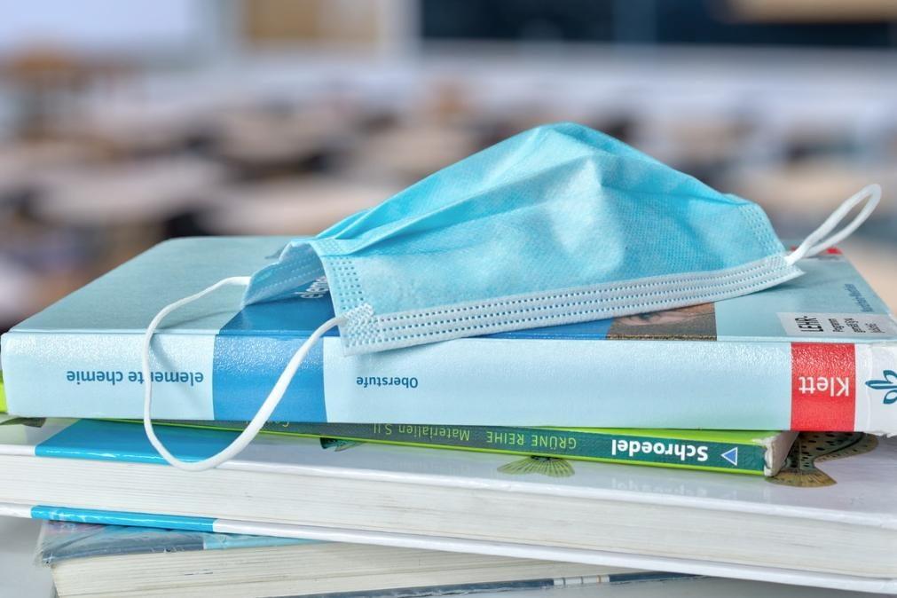Covid-19: Mais de metade das escolas registaram casos de infeção