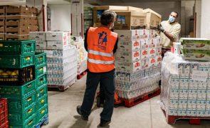 Banco Alimentar do Algarve doou recorde de alimentos em 2020