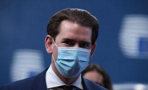 Áustria anuncia que vai receber 10 doentes portugueses