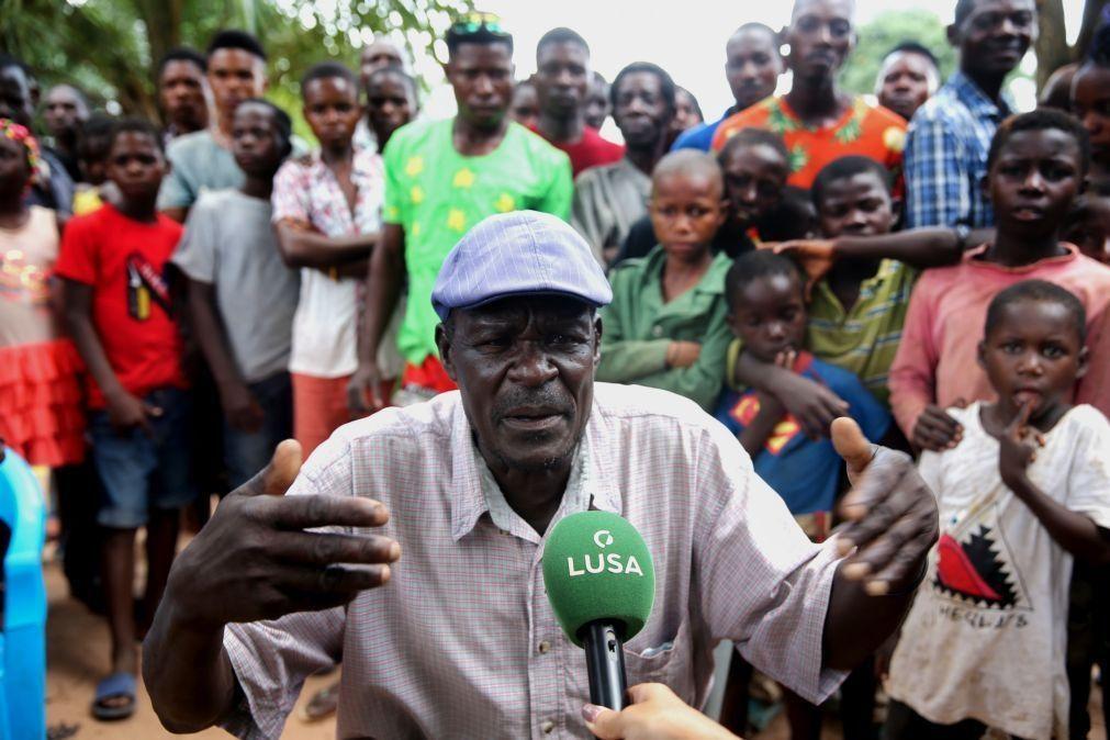 Angola/Cafunfo: Sobas pedem calma à população e culpam