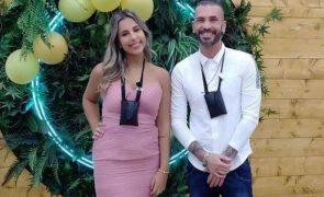 Big Brother: Bruno Savate e Joana Albuquerque fazem as pazes