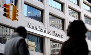 Standard & Poor's decide manter 'rating' de Angola em CCC+ com perspetiva estável