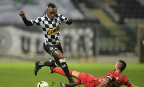 Gil Vicente regressa às vitórias frente ao Boavista