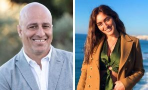 Filipe Camejo manda piropo a Zena e 'boca' a André Abrantes do