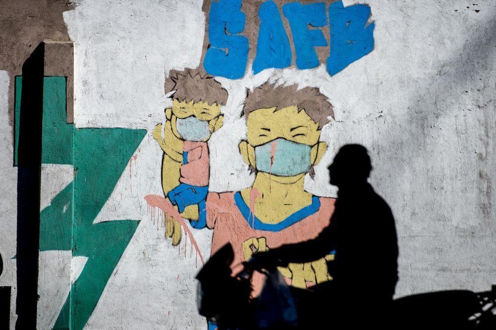 Covid-19: África com mais 549 mortos e 16.015 infetados nas últimas 24 horas