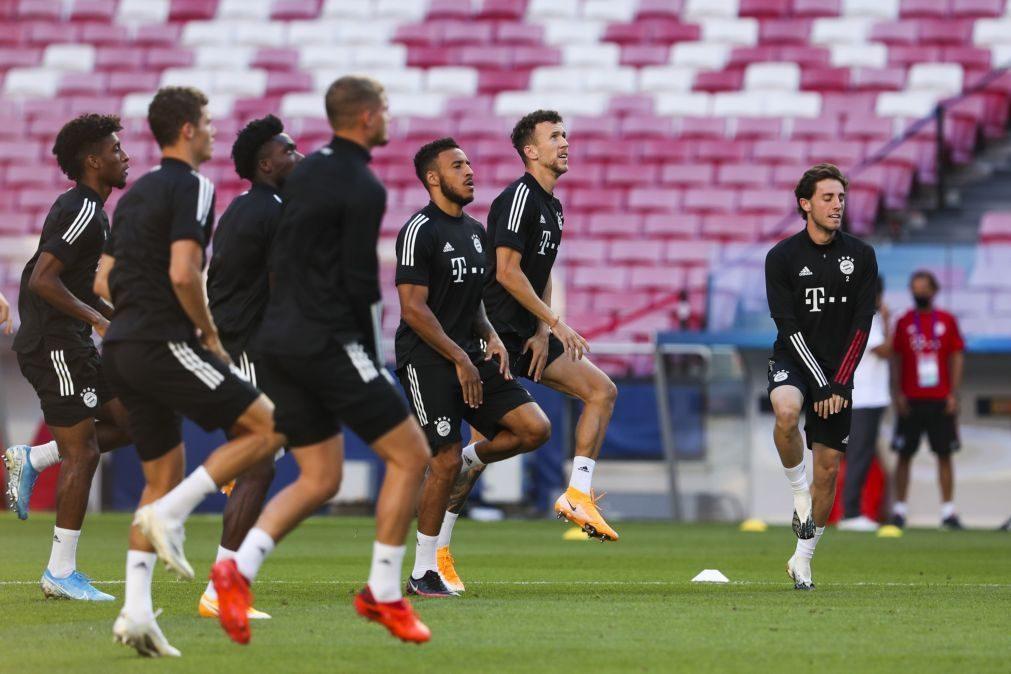 Mundial clubes: Bayern Munique chegou ao Qatar após atraso de sete horas na viagem