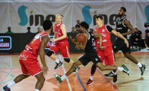 Sporting na final da Taça Hugo dos Santos de basquetebol ao vencer Imortal