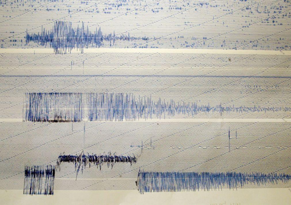 Sismo de magnitude 3.0 na escala de Richter registado em Vila do Bispo