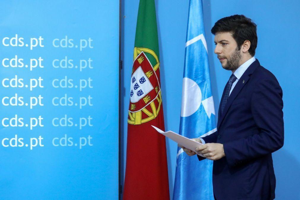 CDS-PP: Líder do partido desafia críticos a responderem por resultado das legislativas