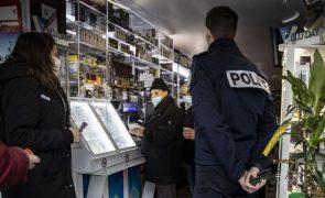Covid-19: França regista 191 mortes e 20.586 contágios nas últimas 24 horas