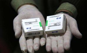Covid-19: Macau recebe primeiro lote de 100 mil vacinas