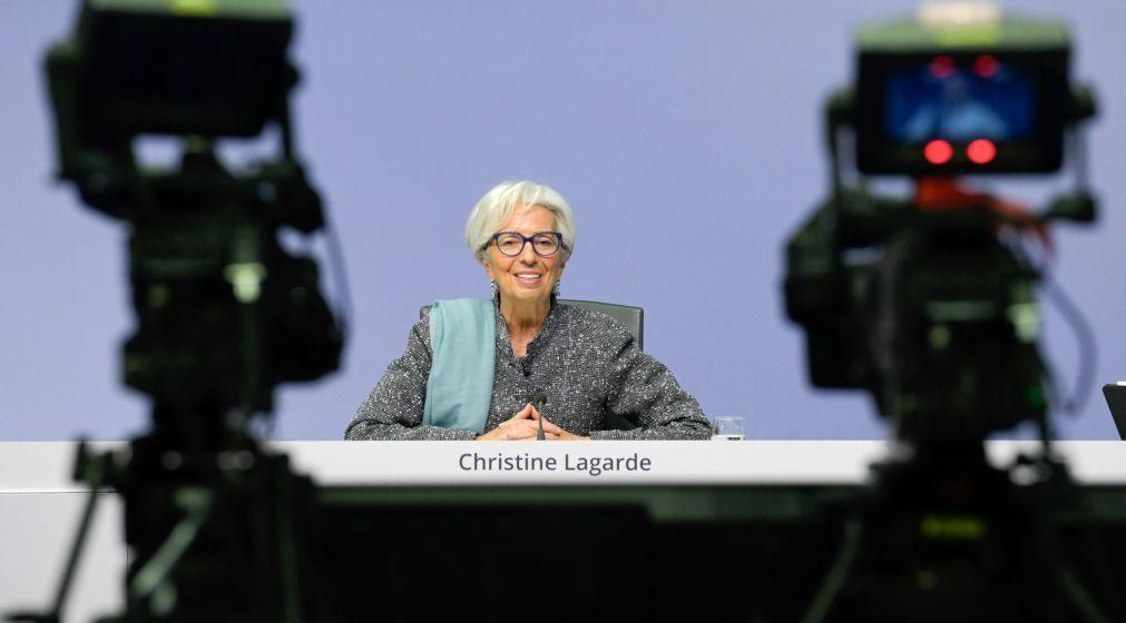Covid-19: Lagarde confiante na recuperação económica europeia em 2021