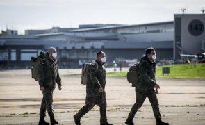 Covid-19: Equipa alemã começa a tratar primeiros pacientes na segunda-feira