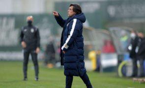 Treinador do Santa Clara quer vencer Marítimo e dar continuidade a