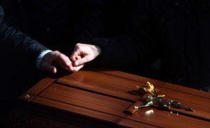 Covid-19: Associação diz que norma para funerais é