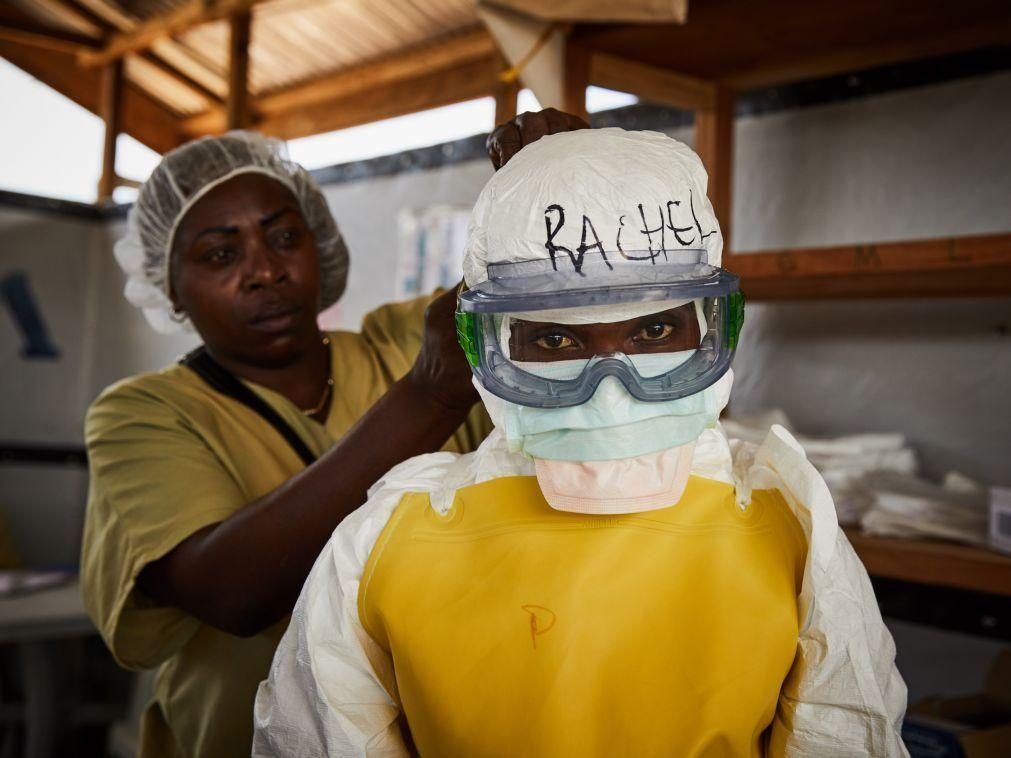 Ébola ressurgiu no leste da República Democrática do Congo -- Ministro