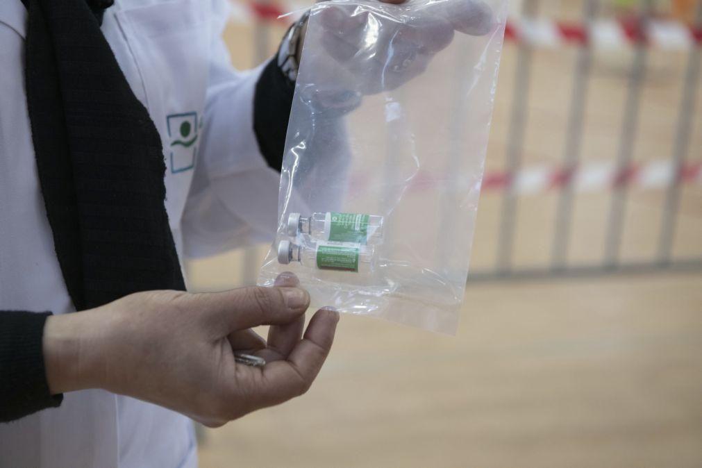 Covid-19: Portugal recebeu hoje primeiro lote de vacinas da AstraZeneca