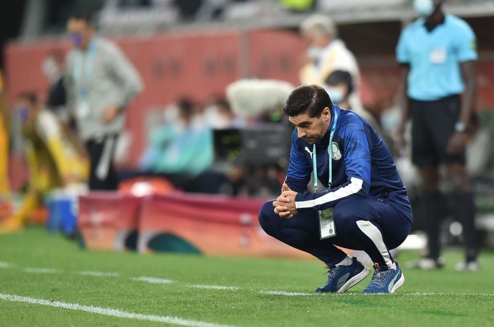 Palmeiras, de Abel Ferreira, eliminado nas meias-finais pelo Tigres