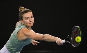 Open da Austrália: Simona Halep apura-se com facilidade para a segunda ronda