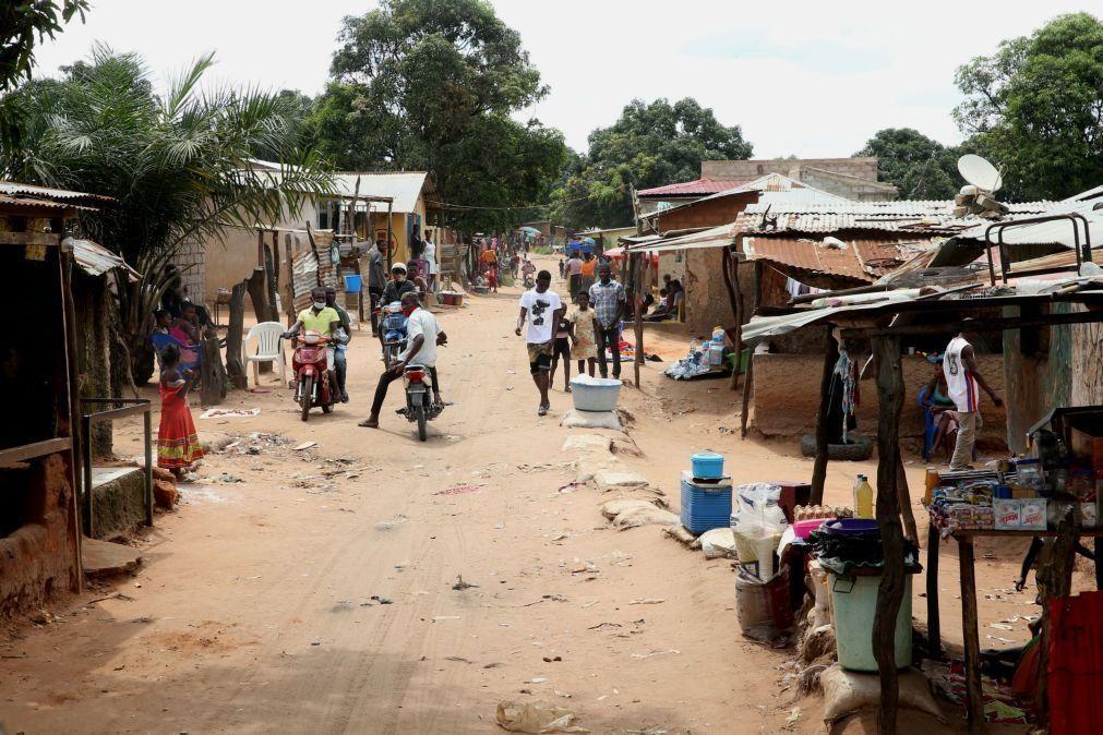Deputados da UNITA abandonam Cafunfo lamentando