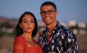 Cristiano Ronaldo e Georgina ajudam menino de Braga com cancro raro