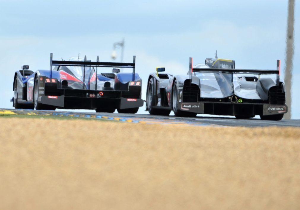 Peugeot Sport com sete pilotos no projeto do Mundial de Resistência