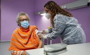 Covid-19: Cerca de 900 pessoas vacinadas esta semana no Algarve a partir de hoje