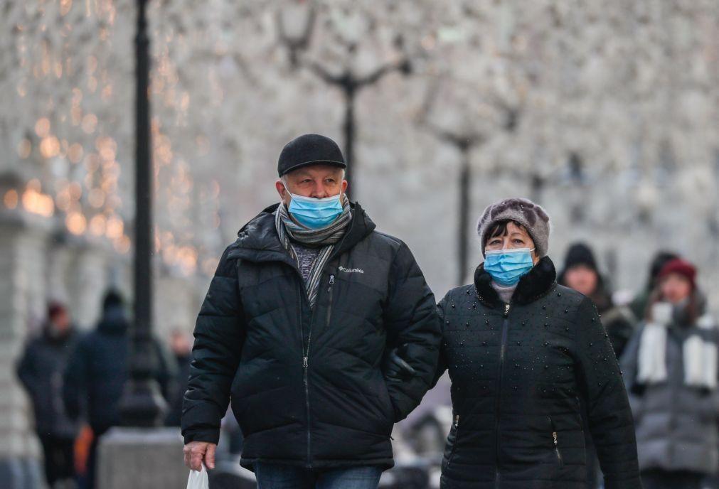 Covid-19: Mais de 106 milhões de infetados e 2,31 milhões de mortes em todo o mundo