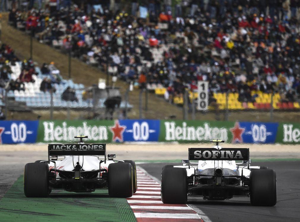 Grande Prémio de Portugal de Fórmula 1 foi o segundo mais visto de 2020