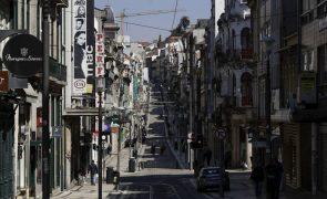 Covid-19: Mais de 70% dos concelhos portugueses em risco extremo