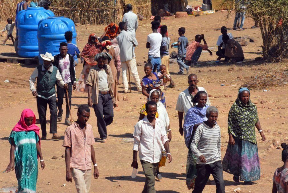 Etiópia: Conselho Norueguês para os Refugiados denuncia destruição de infraestruturas em Tigray