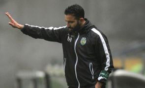 Amorim diz que vantagem do Sporting pode reduzir da mesma forma que aumentou