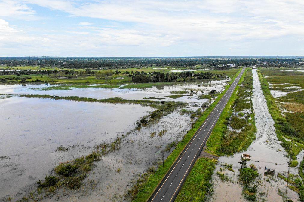 Tempestade Chalane e ciclone Eloise mataram 40 pessoas no centro de Moçambique
